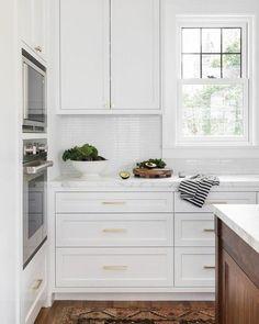Residential Interior Design, Interior Exterior, Home Interior, Home Decor Kitchen, New Kitchen, Home Kitchens, Kitchen Ideas, Kitchen Trends, Dream Kitchens
