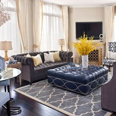 Spaces Gray Couch Design, Pictures, Remodel, Decor and Ideas - page 85