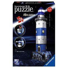 Ravensburger 12577 - Leuchtturm bei Nacht - 216 Teile 3D-Puzzle-Bauwerk Night Edition Ravensburger http://www.amazon.de/dp/B00D595EMC/ref=cm_sw_r_pi_dp_DLmfxb0K6QWWZ