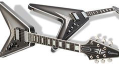 Musikmesse 2016: Epiphone Limited Edition Brent Hinds Flying-V - gearnews.com