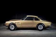 For Sale: 1967 Ferrari 330 GTC, Listing ID: 3846, $599,000 #1967Ferrari330GTC #Ferrari330GTC #ClassicVehicles #OldtimersOffer Italy In November, June, Classic Cars Online, Ferrari, Bring It On