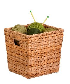 Look what I found on #zulily! Banana Leaf Tall Medium Basket #zulilyfinds