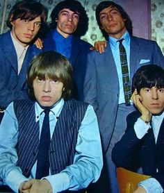 The Rolling Stones circa 1963/64