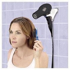 wall mount for blow dryer $10.00