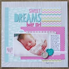 Sweet Dreams Baby Girl-Bella Blvd. Engaged at Last Collection