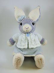 Ravelry: kpk129's Snow Bunny