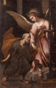 Bernabé Ayala - San Pietro Liberato Dal Carcere