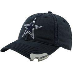 Dallas Cowboys Bottle Opener Hat Adjustable by NFL. $21.95