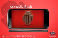 Work and Play: Based on the super advanced technology of Android 4.4 kitkat, the all new Unnecto Rush is designed to keep your life mesmerizing.