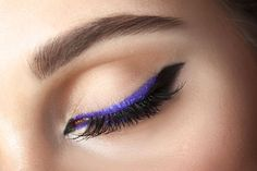 5 Easy Ways To Wear Colored Eyeliner