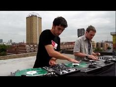 These guys are just awesome - and meet my need for a little dubstep with class - http://youtu.be/55oU1gY4_ro