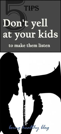Learn How to get kids to listen without yelling. #parenting #parenthood #momhacks #discipline