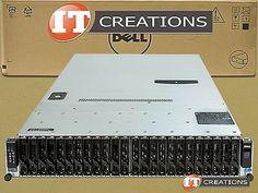 DELL POWEREDGE C2100 SERVER E5645 2.40GHZ 12GB 8 X 1.2TB 10K SAS