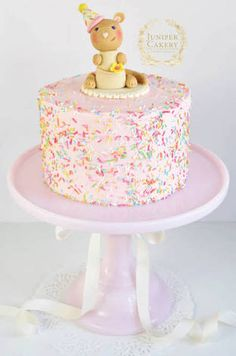 modern kids birthday cake - Google Search