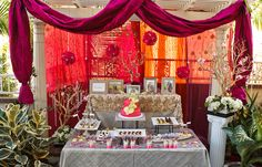 Vibrant Engagement Party | Stunning Colors