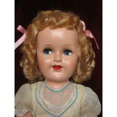 www.bbkawai.com Poupée américaine rhodoïd Saucy Walker Ideal Doll
