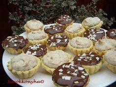 Hungarian Recipes, Biscuits, Muffin, Menu, Cookies, Cukor, Breakfast, Dios, Crack Crackers