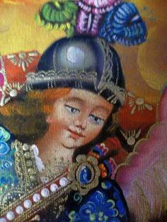 Colonial, Painting, Mongrel, Pintura, Art, San Miguel, Painting Art, Paintings, Painted Canvas