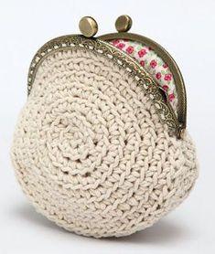 Amor de Galo: Em crochet... * In crochet ...