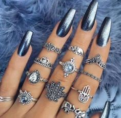 pretty nail art designs for 2017