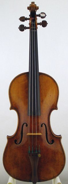Violin - Carlo Bergonzi 1733