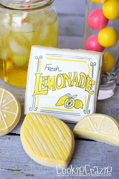 Lemonade and More Cookie Collection