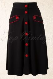 Vixen June Skirt Black 122 10 11882 20131111 0003k