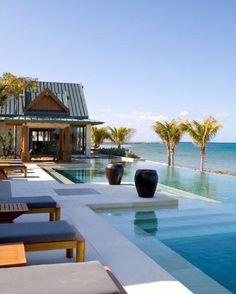 Eastern Teak Paradise Enclave in the Bahamas