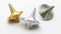 Zen Spinning Top - Precise, Durable, Timeless project on Kickstarter.
