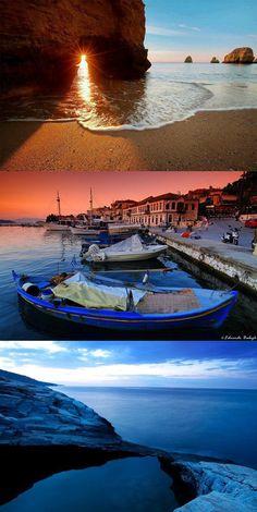 ~ Thasos Island, Greece