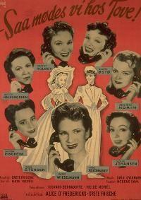 Så mødes vi hos Tove (1946)