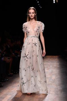 Valentino Paris Fashion Week Spring/Summer 2015 on Vein - getvein.com