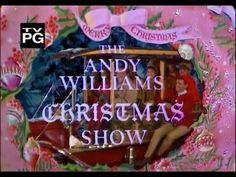 The Andy Williams Christmas Show Guests: Claudine Longet The Osmond Brothers Christmas Lyrics, Christmas Music, Little Christmas, Christmas Carol, Christmas Movies, Christmas And New Year, All Things Christmas, Xmas Songs, Andy Williams Christmas