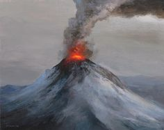 Volcano by Jeremy Miranda