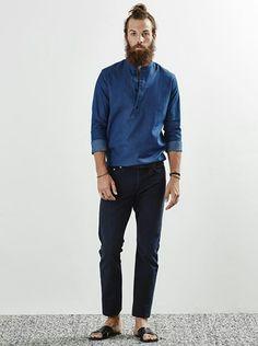 d582a8e5d00 Spring Summer 2016-Menswear Collection Baldwin Denim