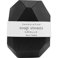 Pelle Onyx/Cassia Nugget Soap - Small at Barneys.com Body Cleanser, Bath Soap, Soap Packaging, Soapstone, Packaging Design Inspiration, Design Ideas, Soap Making, Face And Body, Decorative Items