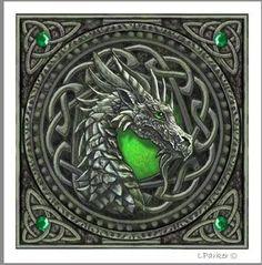 art of lisa parker dragon - Google Search