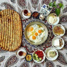 Amazing Food Decoration, Iran Food, Iranian Cuisine, Food Obsession, Food Is Fuel, Turkish Recipes, Food Plating, Food Design, Easy Healthy Recipes