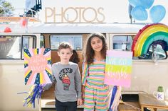 VW Bus Photo Shoot — The Traveling Photo Bus