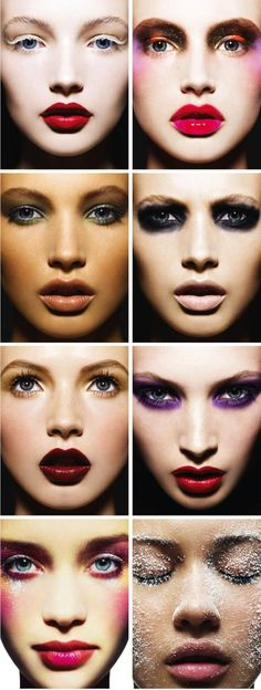 New Makeup Ideas.