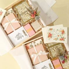Loved and Found Bridesmaids Gift Boxes. Bridesmaid Proposal Boxes