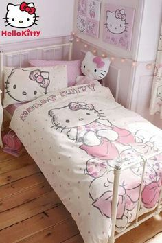 buy hello kitty bed set from the next uk online shop