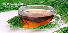 Cola de caballo depurativo,  diurético y digestivo