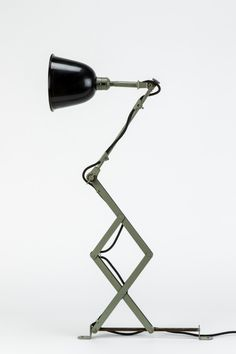 Curt Fischer, Bauhaus lamp, late - early Made for Walter Gropius Ba . Architecture Bauhaus, Le Corbusier Architecture, Classical Architecture, Landscape Architecture, Design Bauhaus, Bauhaus Style, Industrial Lighting, Industrial Design, Vintage Lighting