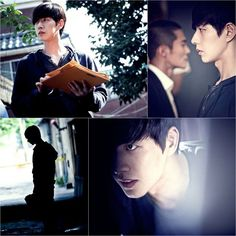 """Park Hae Jin Is a Psychopath Fighting Crime in Upcoming Drama """"Bad Guys"""""""