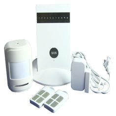 Alarm System, Ios App, Smart Home, Headphones, Android, Apps, Check, Products, Smart House
