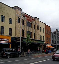Old Dublin Cinemas – Local History Castleknock – History of Castleknock Old Images, Old Pictures, Old Photos, Camden Street, City Roller, British Home, Dublin City, Local History, Dublin Ireland
