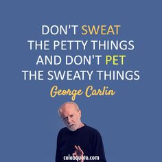 25 Wise Quotes From George Carlin | inspirationfeed.com