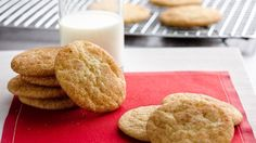 They may have an unusual name, but these rich cinnamon-sugar cookies are great for the holidays or anytime you want a tasty cinnamon treat.