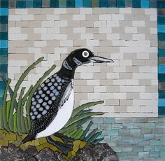 Martin Cheek is an amazing mosaic artist. Please check out his work on etsy and online @ http://www.martincheekmosaics.com/